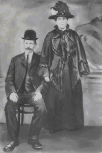 James and Mary Quinn Donagher